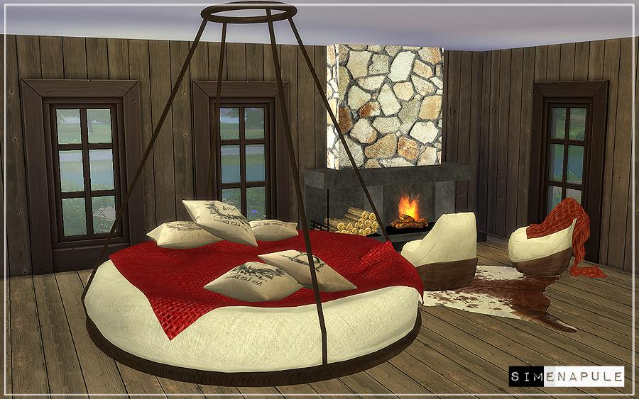 Bedroom Set Hamal