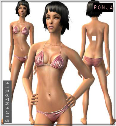 Sims 2 Clothing - sexy - The Sims