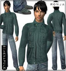 turquoisejacket