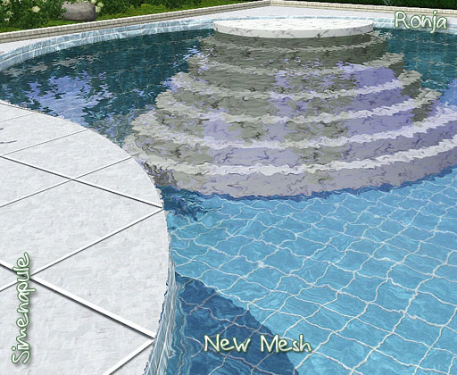 The sims 3 objects update for Pool design sims 4