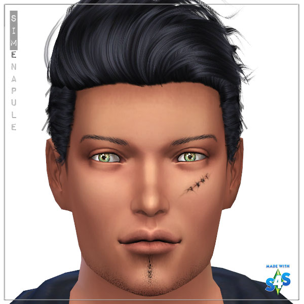 scars sims 4