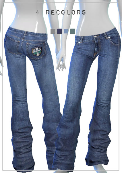 Sims 4 jeans