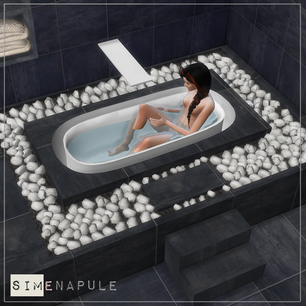 Simenapule It Sims 4 Objects Bedroom Set Free Downloads