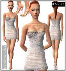 elegantwhitedress