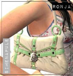 monclerwhitegreenbag